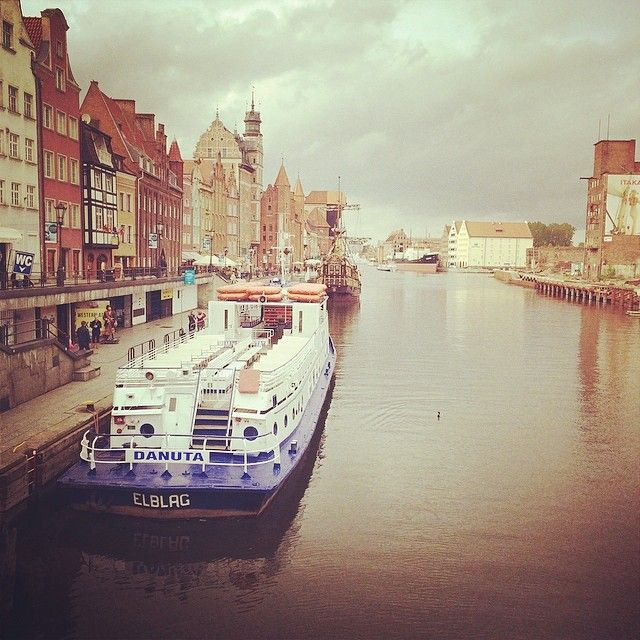 Gdańsk paikassa Województwo pomorskie
