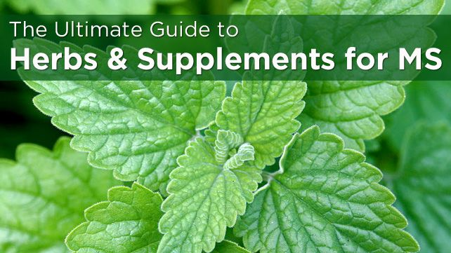 Going Herbal: Vitamins and Supplements to Manage Your MS=> http://www.healthline.com/health/multiple-sclerosis/going-herbal-vitamins-and-supplements-for-multiple-sclerosis