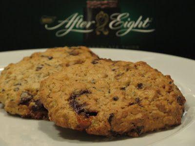 Smølfines verden: Kæmpe cookies med After Eight