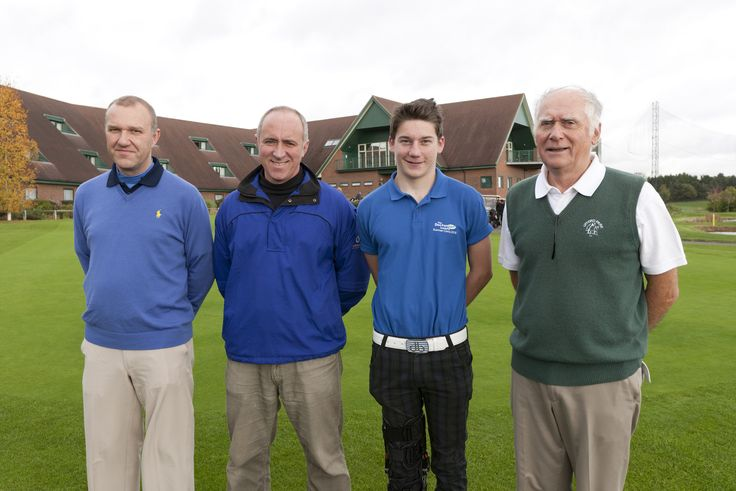 The Ufford Park Team at the #ipswichtown corporate #golf day