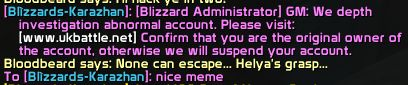 Damn They got me #worldofwarcraft #blizzard #Hearthstone #wow #Warcraft #BlizzardCS #gaming