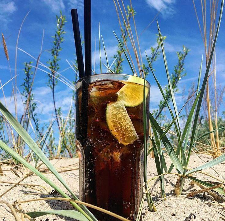 Long Island Iced Tea  @ Dune Restaurant Cafe Lounge in Mielno, Poland