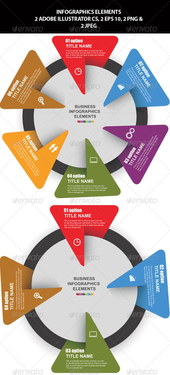 Business Infographics Template #design Download: http://graphicriver.net/item/business-infographics/7381269?ref=ksioks