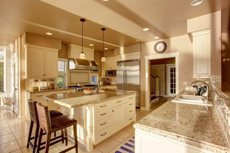 How To Care For Your Quartz Countertop - Quartz countertops offer many advantages in the kitchen. Because they're non-porous, they don't absorb liquids and materials that would otherwise cause big stains, like oil and wine. That makes them incredibly stain resistant.