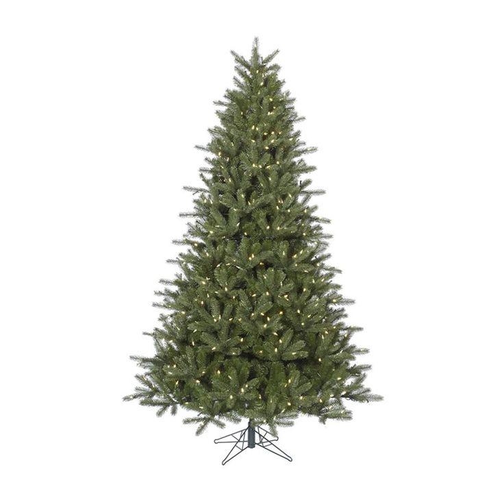 Kennedy Fir Pre-Lit LED Christmas Tree - A138277LED