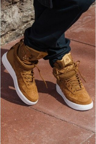 44e686133 Nike WMNS SF Air Force 1 - muted bronze | Just what i like | Air ...