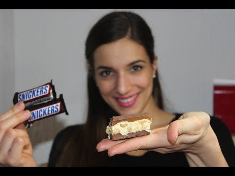 Snickers selber machen - Rezept / Snickers Bars / Marshmallow Fluff / nachgemacht - YouTube