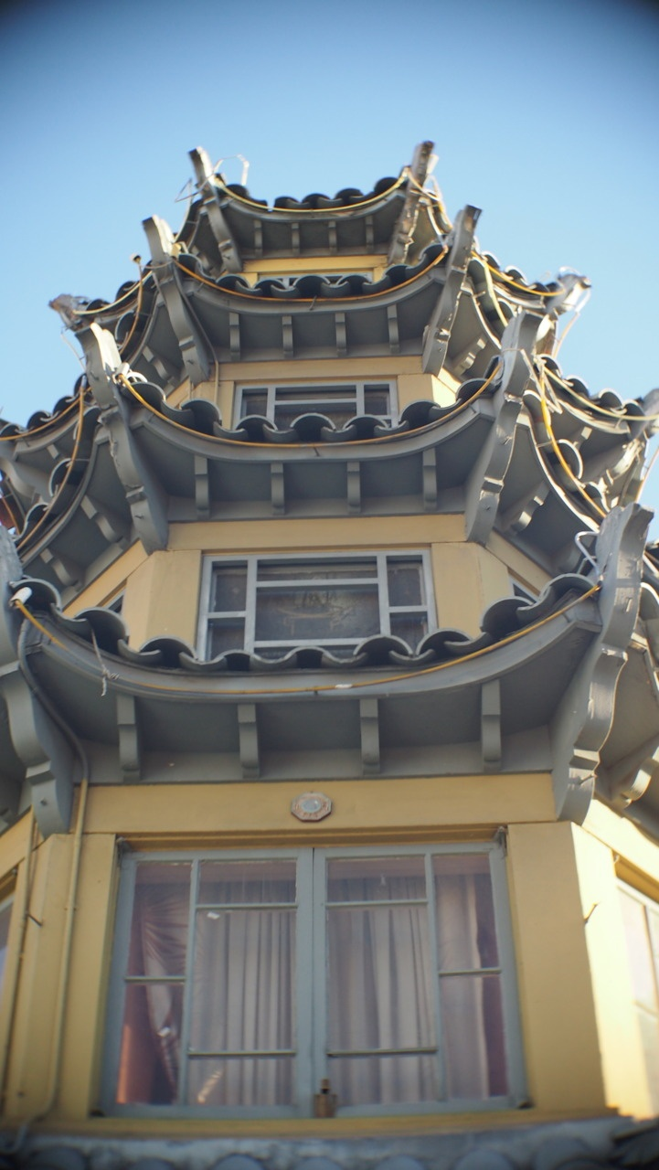 Chinatown, Los Angeles, CA