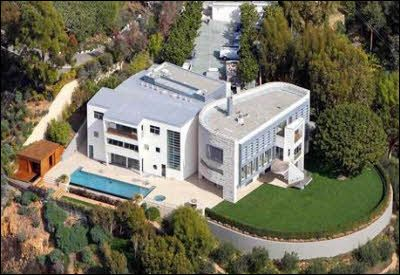 Homes of Hollywood Celebrities: Tom Hanks Hollywood Celebrity Home