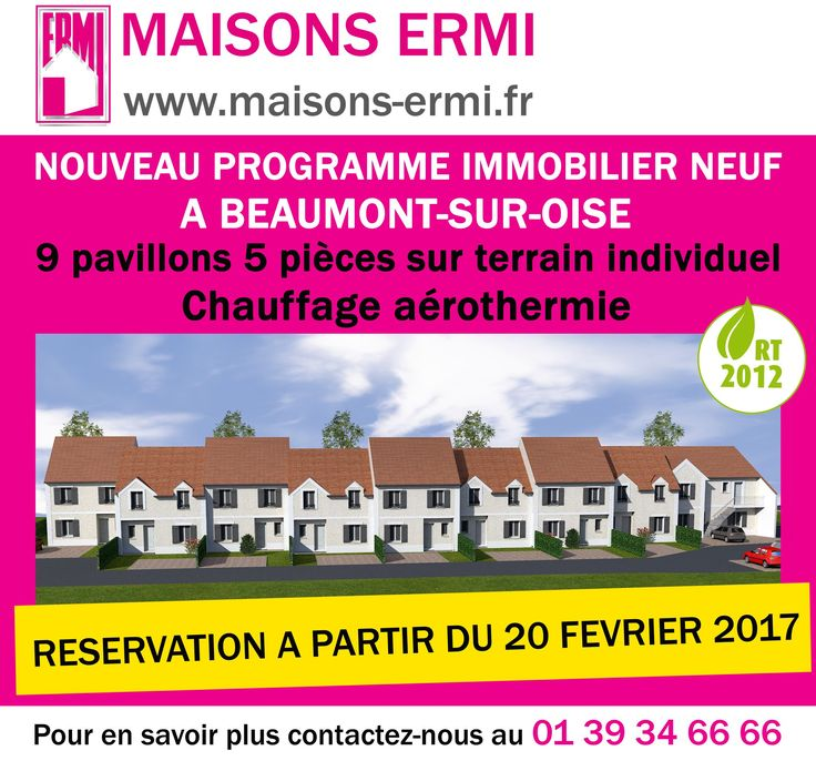 Nouveau programme immobilier neuf à Beaumont-sur-Oise (95260) 9 - normes electrique maison individuelle
