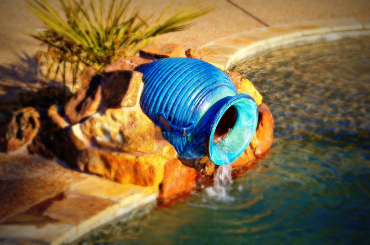 7 best water feature samples by dallas fort worth pool builder puryear custom pools images on for Fort worth swimming pool builders