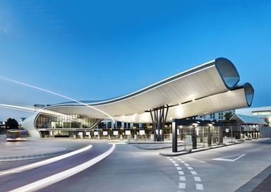 BBlur Architecture/Slough Bus Station | Q