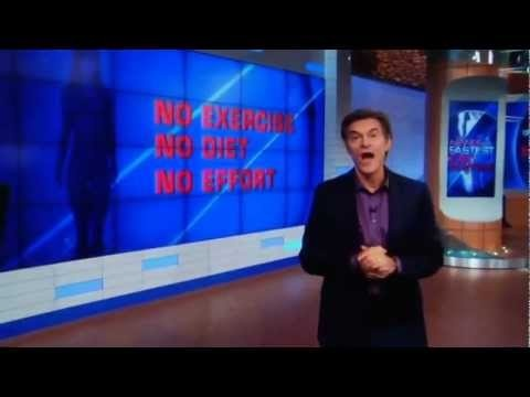 "Weight Loss & Dr Oz – Garcinia Cambogia ""I'm intrigue how it works"""