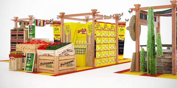 Old El Paso Point Of Purchase | PACKAGING | Displays | Pinterest | Point of purchase, Originals ...