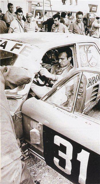 Carlos Reutemann  Ford Falcon TC 1968