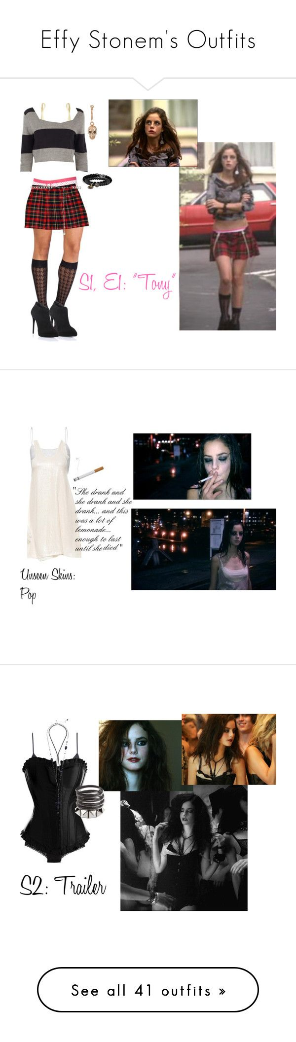 """Effy Stonem's Outfits"" by breakfast-at-tiffanysss ❤ liked on Polyvore featuring Wolford, Mimi Holliday by Damaris, Debenhams, Effy Jewelry, A.L.C., David Yurman, Ileana Makri, Forever New, Giuseppe Zanotti and Sara Weinstock"