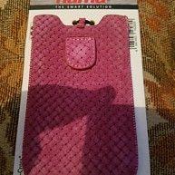 Hama Handy-Tasche the smart solution Gr. M für iPhone 4/4S usw. Universalhülle