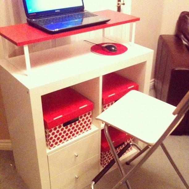 28 best ikea hackers images on pinterest desks home - Ikea mobel hack ...