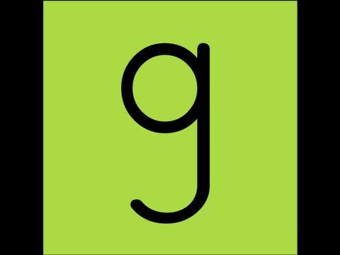 Letter G - havefunteaching.com   both /g/ and /j/ ssounds.....note they show /j/ when it makes this sound