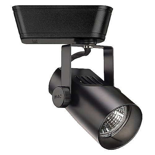 The WAC Lighting Low Voltage 007 Track Head provides self illuminating effects to your wall hangings, paintings and drawings. The Low Voltage 007 Track Head features clear glass lens, die-cast aluminum track head and abrasion resistant powder coat paint finish.