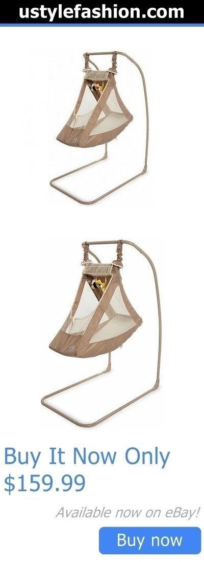 Baby Co-Sleepers: Handing Baby Swing Newborn Cocoon Cradle Bassinet Hammock Bug Canopy Rocker BUY IT NOW ONLY: $159.99 #ustylefashionBabyCoSleepers OR #ustylefashion