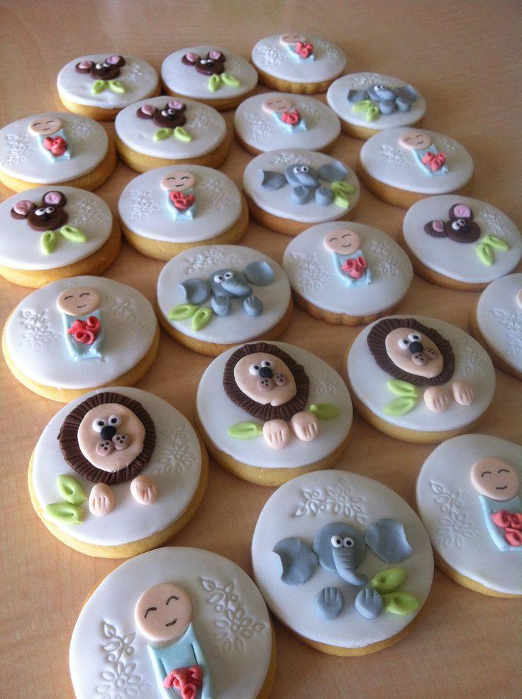 Hayvanlı kurabiyeler