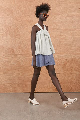 Volley Skirt 'Domestic Fantastic' Resort Collection http://sistersandco.co.nz/products/kwvolleyskirt