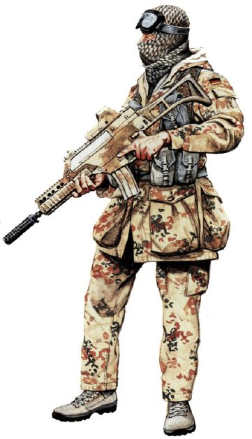 Kommando SpezialKraefte - KSK, Afghanistan, pin by Paolo Marzioli                                                                                                                                                                                 Mais