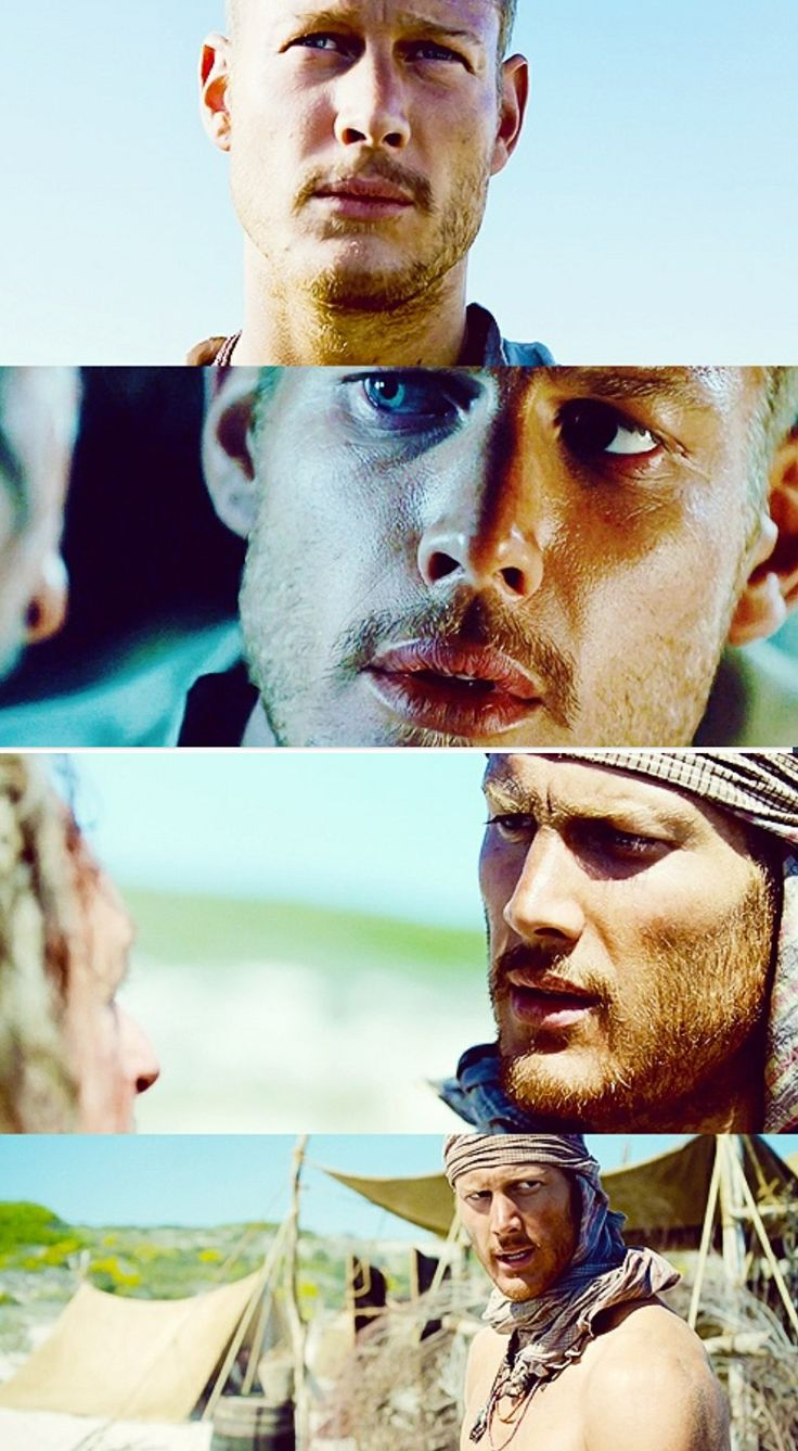 Billy Bones. Black Sails.