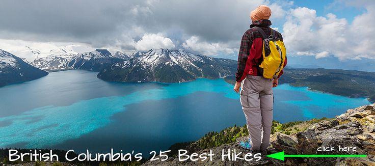 British Columbia's 25 Best Hikes