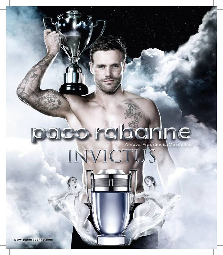 Invictus Paco Rabanne Colonia - una fragancia para Hombres 2013