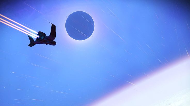 Only eclipse I'm gonna see today Boi (No Man's Sky) http://ift.tt/2wjWI31 Check out Mystikz Gaming http://ift.tt/2tVNFmJ