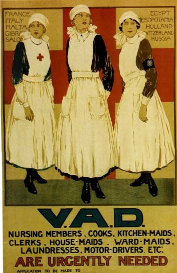 Recruiting poster for volunteers