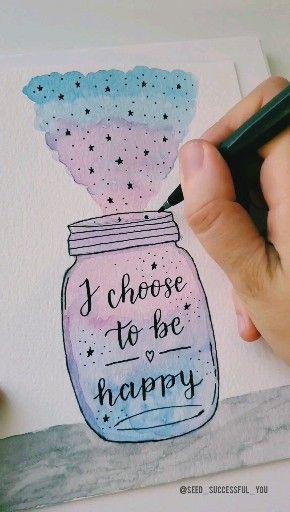 Galaxy jar ✨