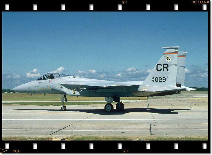 F-15 Wolfound 32nd TFS  Als schoonmaker gewerkt bij de Amerikaanse Luchtmacht in Soesterberg. Is mijn liefde voor vliegtuigen én de Amerikaanse geschiedenis én de Amerikaandse mensen die ik heb leren tot op heden begonnen ;)