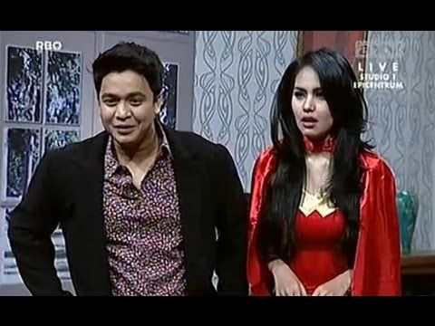 Pesbukers 19 Januari 2014 Part 2 - Nikita Mirzani & Irwansyah (+playlist)