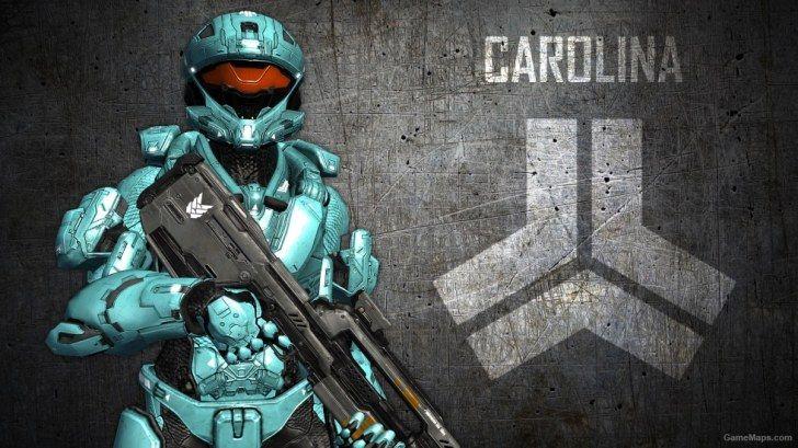 Agent Carolina H4 Zoey 15645 3 Jpg 728 409 Red Vs Blue Characters Red Vs Blue Character Sketch