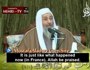 Allah's straf was voor hen die spotten met de profeet Mohammed (video)   Weeswaakzaam