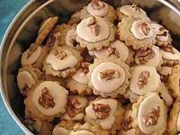 Rezept Strohhütchen - ein Muß im Gebäckteller von Thermowichtel - Rezept der Kategorie Backen süß