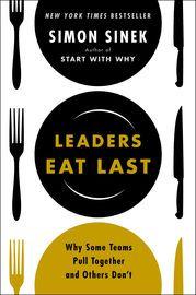 Leaders Eat Last - Simon Sinek - Book - glitterin