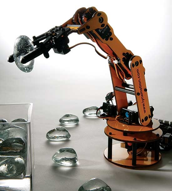 Cincinnati Milacron T3 Robot Arm My Blog