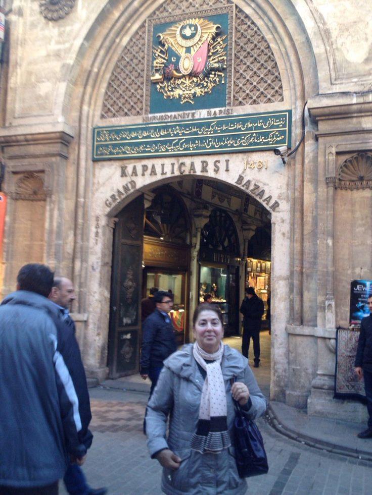 İstanbul kapalıçarşı grand Bazaar