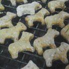 Faut pas oublier nos amis les pitou Biscuit aux légumes pour Pitou