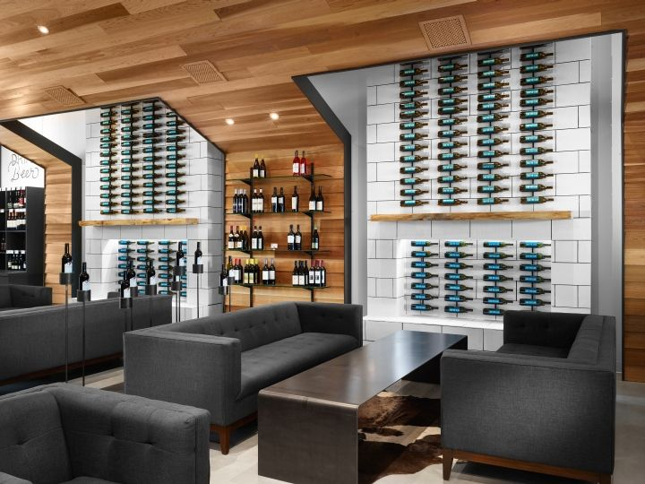 Nectar Wine Beer Kendall Yards By HDG Architecture