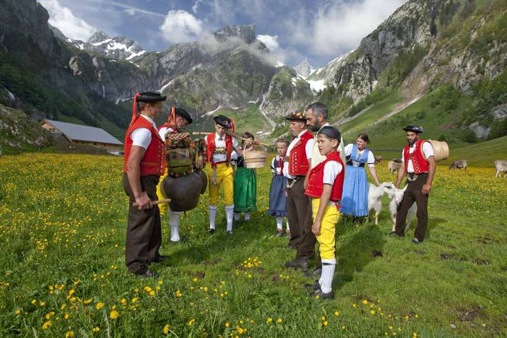 Check out our list of events not to be missed in Switzerland.