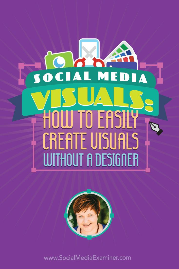 151 best the art of social media images on pinterest content social media visuals how to easily create visuals without a designer ccuart Images