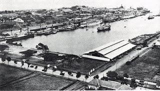 Tanjung Priuk in 1935, Jakarta