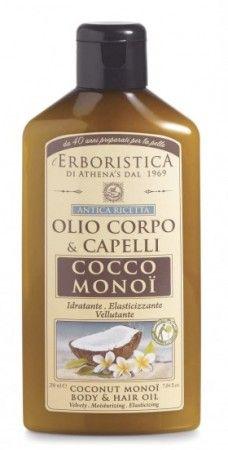 Erboristica Haj- és testápoló olaj – Monoi de Tahiti 200 ml