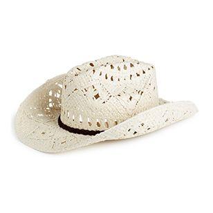 Slaměný klobouk  Béžová