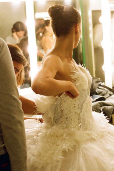 Craziest Dreams, Natalie Portman, White Swan Costumes, Ballet Class, Halloween Costumes, Black Swan, Costumes Design, Beautiful Tutu, Dance